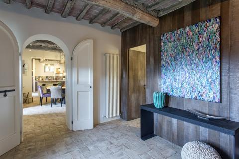 Vakantiehuis Arezzo, Toscane