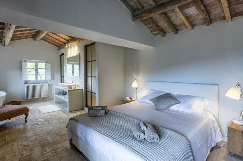 Luxe villa Cortona - Toscane