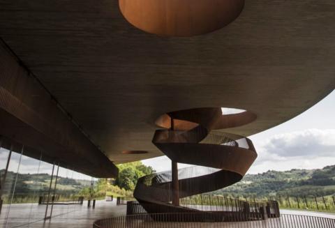 De wijnkelder van Antinori in San Casciano in Val di Pesa - leuke dagtrip vanaf uw vakantiehuis