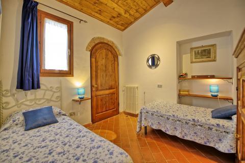 Vakantiehuis Tavernelle - Toscane