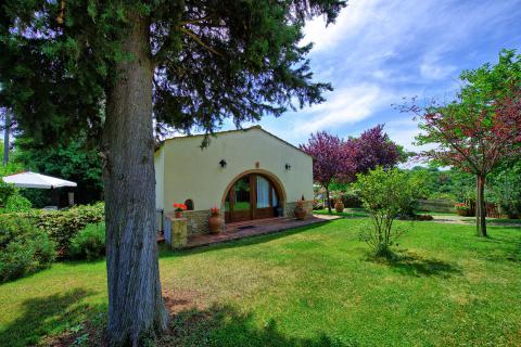 Vakantiehuis Chiantistreek Toscane