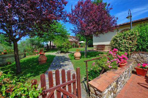 Vakantiehuis Chiantistreek - Toscane