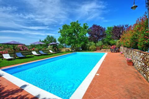 Vakantiehuis Tavarnelle - Toscane