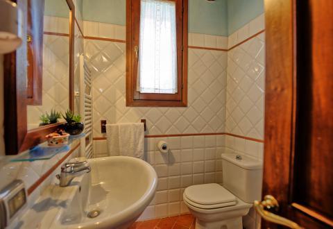 Vakantiehuis Chianti geschikt voor 6 prs.