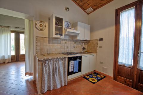 Vakantiehuis in de Chianti