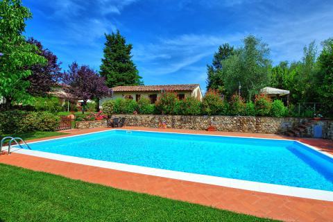 Vakantiehuis Toscane voor 6 prs.