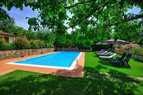 Vakantiehuis in Chianti - Toscane