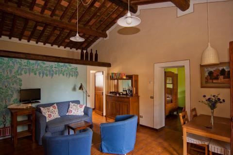 Charmante appartementen Toscane Montepulciano   Tritt.nl