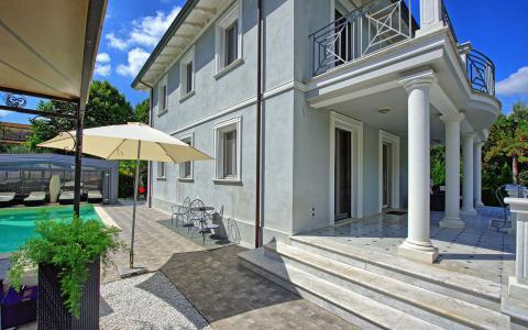 Luxe villa Toscane Viareggio