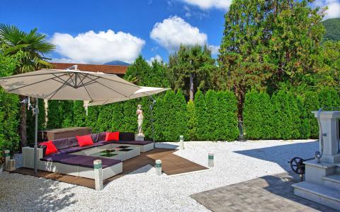 Villa met verwarmd zwembad Lucca Toscane