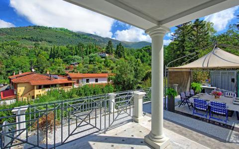 Luxe villa Camaiore Toscane