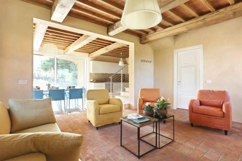 Vakantiehuis bij Lucca Toscane
