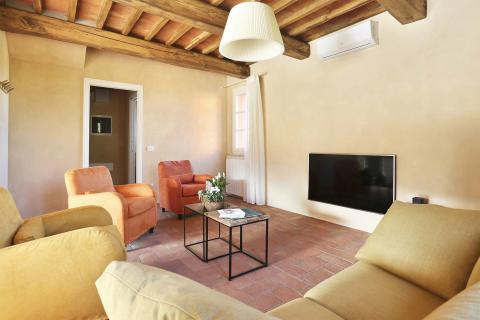 Vakantiehuis voor 6 personen Lucca