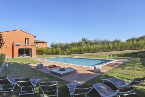 Vakantie Toscane, huis bij Lucca