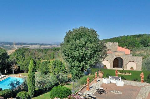 Vakantiehuizen omgeving Florence Toscane