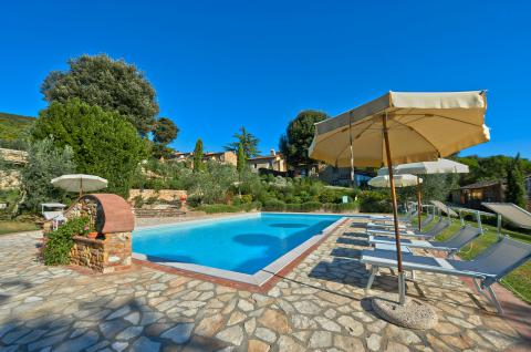 Vakantiewoningen in het hart van Toscane