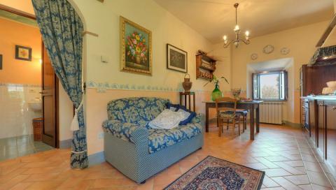 Vakantiehuizen Montaione Toscane