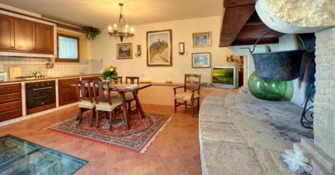 appartementen in het hart van Toscane