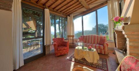 Vakantiehuizen Toscane nabij Florence