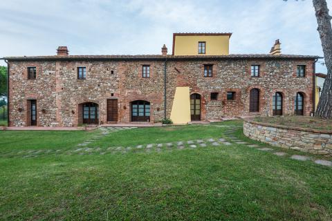 Vakantiehuizen Volterra Pisa