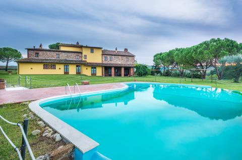 Agriturismo Toscane Volterra