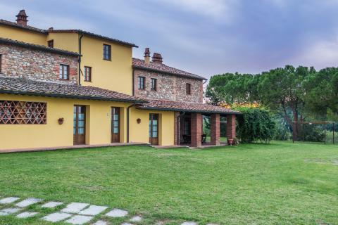 Vakantieappartementen Toscane