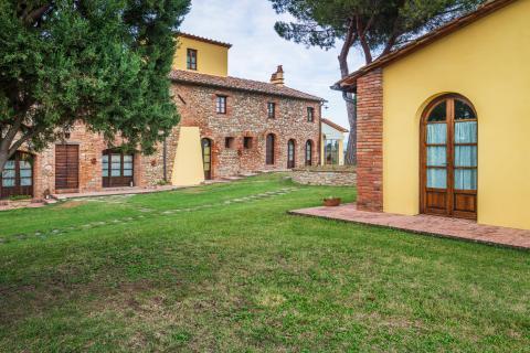 Vakantiehuizen Toscane Pisa