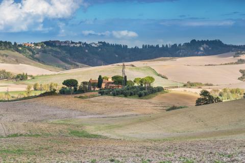 Vakantiehuizen Toscane tussen Pisa en Volterra