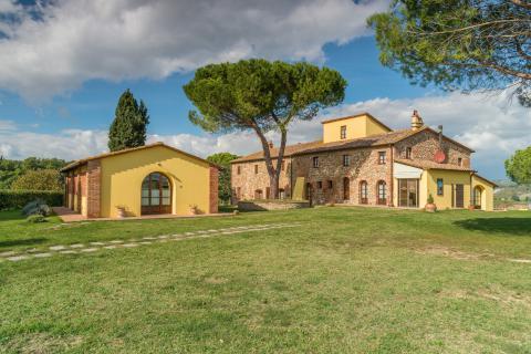 Vakantiehuizen Toscane Lajatico