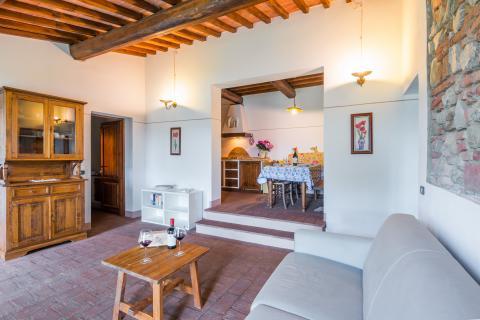 Vakantiehuizen Volterra Toscane