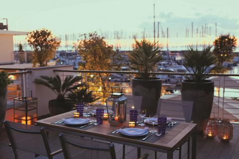 Jachthaven Toscane - Tritt