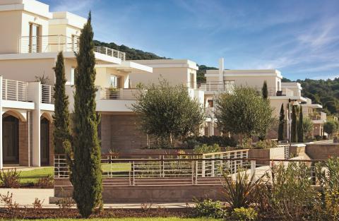 Luxe resort aan zee Toscane
