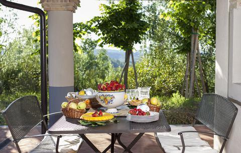Luxe villa voor 12 Toscane Florence