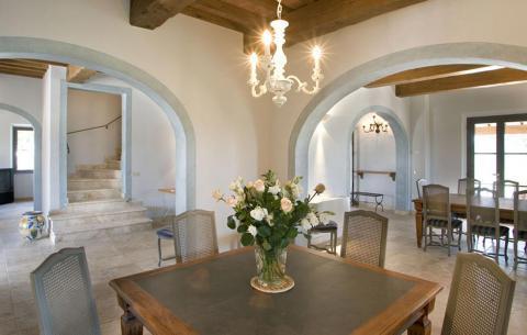 Luxe villa Toscane met privé zwembad