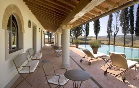 Luxe villa met zwembad