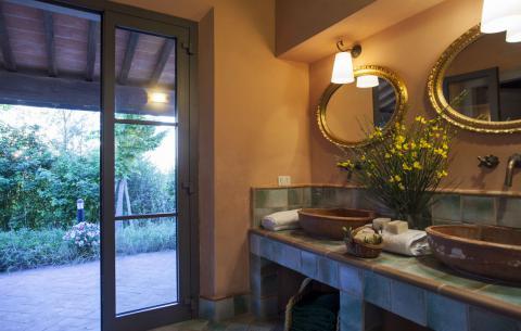 Luxe villa Florence Toscane