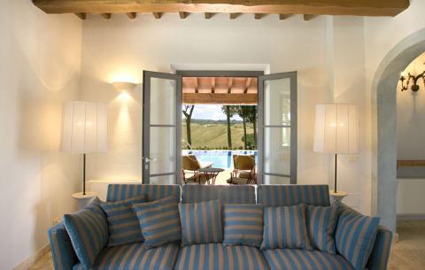 Luxe villa Toscane met 6 slaapkamers
