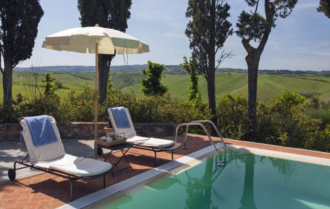 Luxe villa Toscane Florence