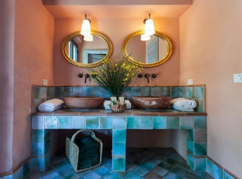 Luxe vakantiehuis Toscane, Italië.