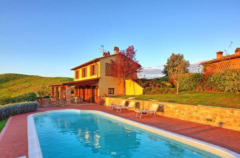 Vakantiehuis met zwembad Florence Toscane