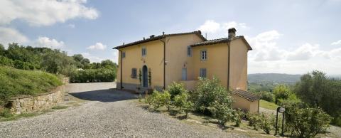 Ferienhaus mit Pool, Lucca, Toskana