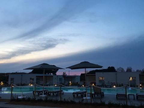 Vakantiepark Toscane kust eco-vriendelijk