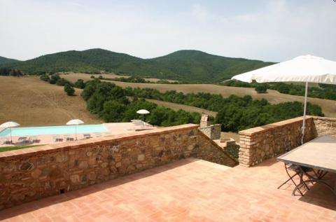 Grote vakantievilla Toscane