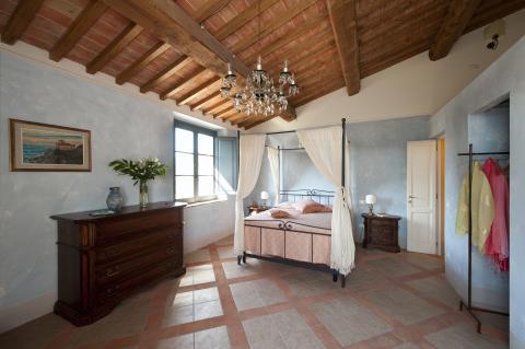 Vakantiehuis Toscane Pisa met verwarmd zwembad