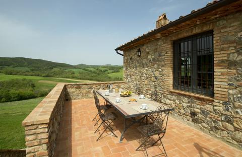 Vakantiehuis Toscane voor 21 personen