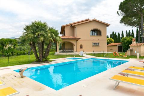 Vakantiehuizen Toscane kust