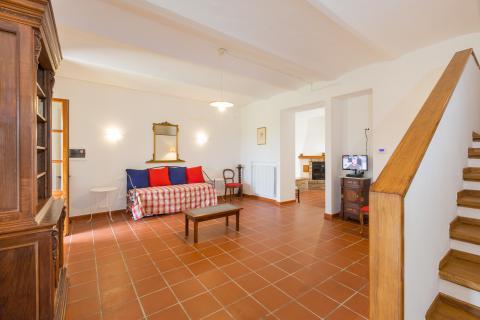 Vakantiehuis onder Pisa Toscaanse kust