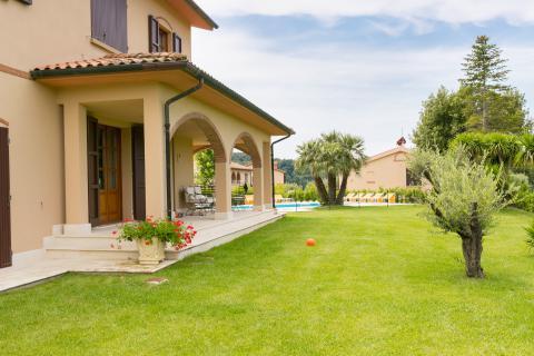 Villa met zwembad Toscaanse kust