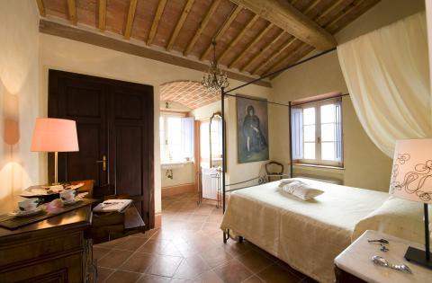 Luxe villa Toscane voor 12 personen