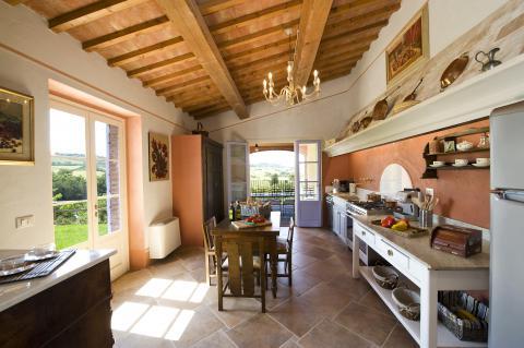 Luxe villa Toscaanse kust
